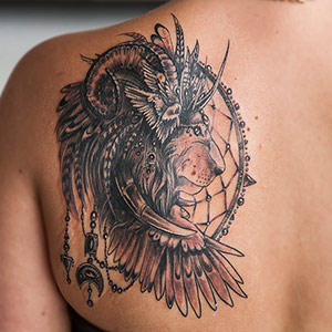 Invictus Tattoo Berlin Stilarten Tätowieren